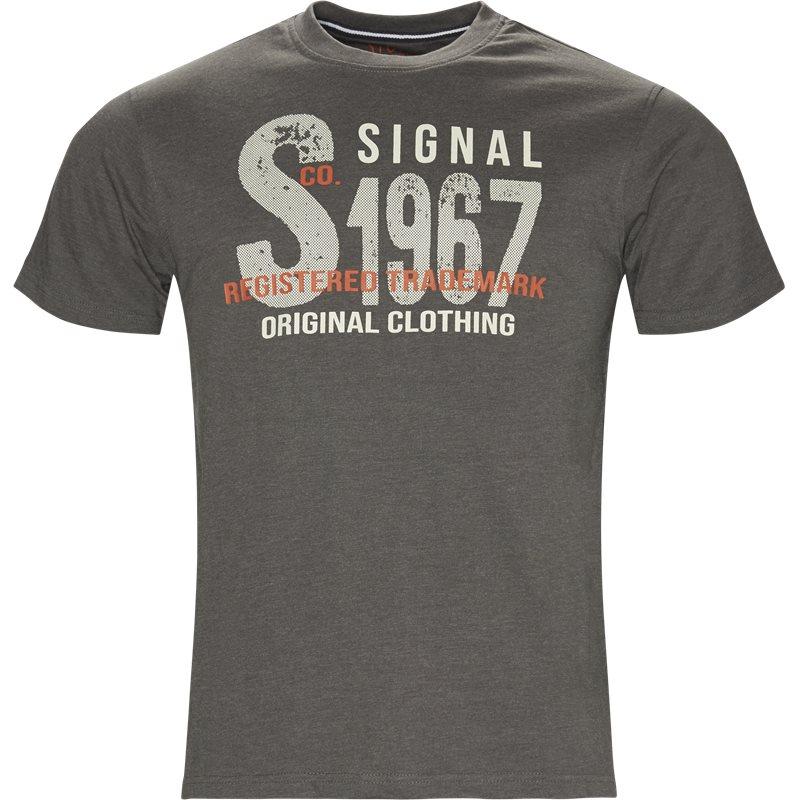 signal Signal - cooper logo t-shirt fra kaufmann.dk